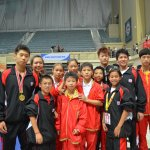 4th world junior wushu 45